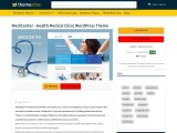 MediCenter WordPress Theme – Health Medical Clinic WordPress Theme