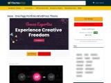 Anno WordPress Theme – One Page Portfolio WordPress Theme