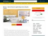 Minery – Interior Decor & Lights Responsive Shopify Theme