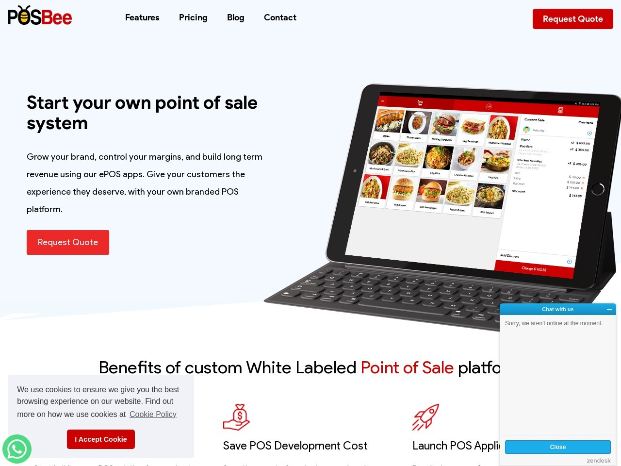 Point of Sale Application
