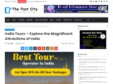 India Tours – Explore the Magnificent Attractions of India