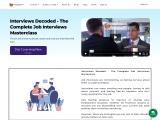 Online Interview Preparation Course