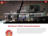 TRS Group – Thermal Remediation Services – Heating Technologies