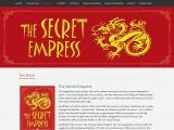 The Secret Empress – Frank Heller