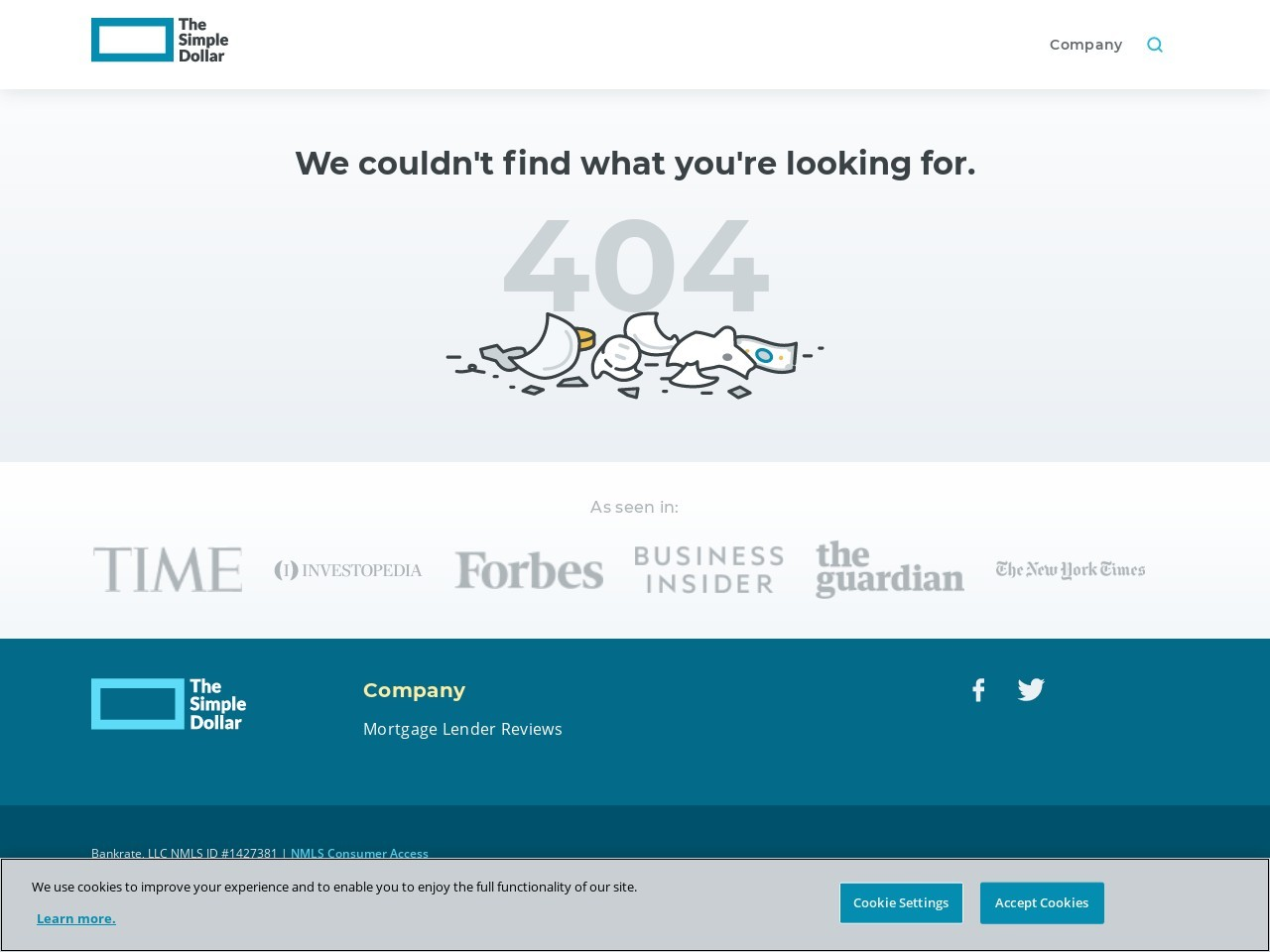 'Financial Success Only Works for Other People'