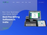 Best POS Billing Software | Point of Sale System India | Simpos