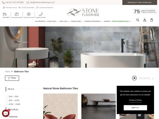 Best Bathroom Floor Tiles In UK