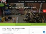 Garden Waste Removal Leeds, Wakefield | The Waste Team