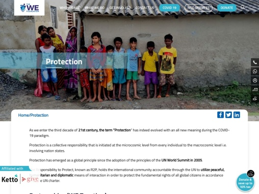 Effective Protection of Children's Rights in West Bengal
