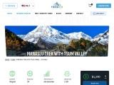 Manaslu Trek with Tsum Valley- 24 Days