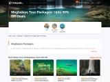 35 Meghalaya Tour Packages | Trips to Meghalaya