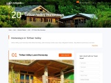 20 Tirthan Valley Homestays, Book Now & Get Upto 50% Off