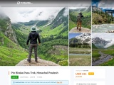Pin Bhaba Pass Trek, Himachal Pradesh