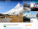Gomukh Tapovan Trek, Uttarakhand