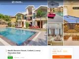 Maulik Mansion Resort, Corbett   Luxury Staycation Deal