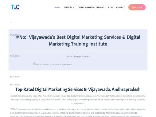 digital marketing agency in vijayawada