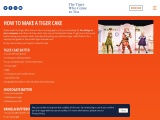 The Tiger Who Came to Tea returns to the stage