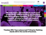 IT support companies Surrey – Timeless IMS