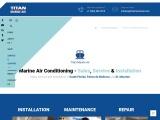 Boat Air Conditioning – Sales & Services | Titan Marine Air