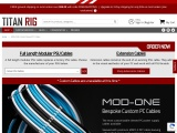 Best Custom PC Cables Available At Titanrig
