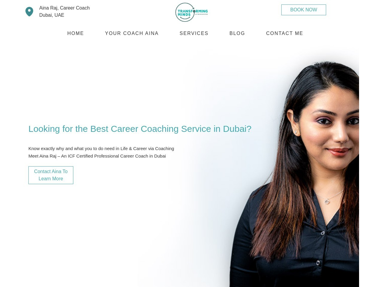 Tmindscoaching – Best Executive Coach In Dubai