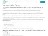 Transforming Minds – Female Life Coach In Riyadh