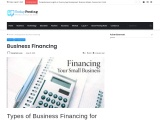 Business Financing – How To Apply For Best Financing Loans