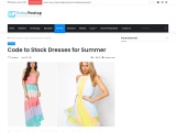 Wholesale Summer Dresses – Crazy Tips to Start a Women Summer Dresses Business