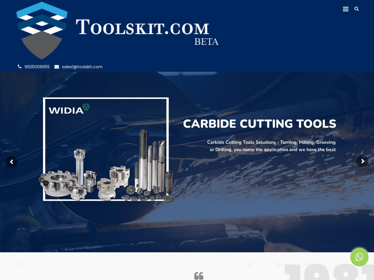 Cutting Wheel Manufacturers Service Provider Company in India