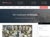 ISO Certification Consultation in Ethiopia