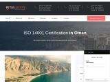 ISO 14001 Certification in Oman-TopCertifier
