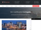 ISO Certification in Angola | TopCertifier