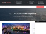 ISO Certification in Bangladesh |TOPCertifier
