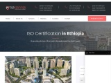 ISO Certification in Ethiopia |TOPCertifier