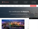 ISO certification consultancy in Malaysia-TopCertifier
