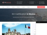ISO Certification in Mexico |TOPCertifier | Best Consultant