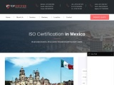 ISO Certification in Mexico |TOPCertifier