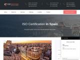 ISO Certification in Spain   TopCertifier