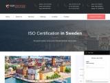 ISO Certification in Sweden   TopCertifier