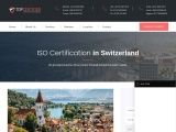 ISO Certification in Switzerland | TopCertifier