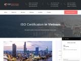 ISO Certification Consultancy in Vietnam-Topcertifier