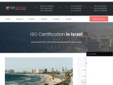 ISO Certification Consultants in Israel