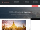 ISO Certification Consultation in Myanmar