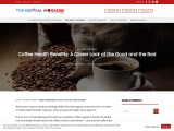 Health Benefits of Coffee: Good and Bad Effects