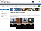 Top brand Cordless Torches & Lighting