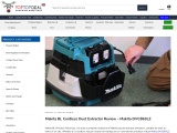 Makita BL Cordless Dust Extractor Review – Toptopdeal.co.uk