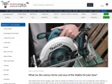 What are the types and Uses of Makita Circular Saw? – Toptopdeal.co.uk