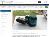 WHAT IS AN Random Orbit Sander? How does It work? – Toptopdeal.co.uk