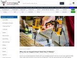 Why Use an Impact Driver? And How its Work? – Toptopdeal.co.uk