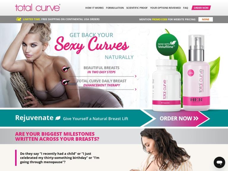 Total Curve screenshot